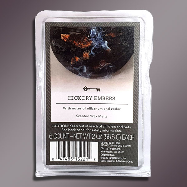 CUBE HICKORY EMBERS
